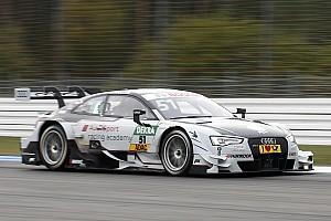 DTM Trainingsbericht DTM-Finale in Hockenheim: Audi im 2. Training an der Spitze
