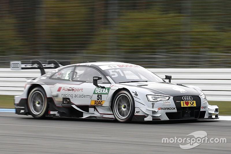 DTM-Finale in Hockenheim: Audi im 2. Training an der Spitze