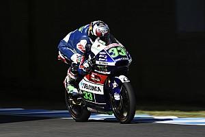 Moto3 Raceverslag Bastianini verslaat kampioen Binder en wint in Japan, Loi zevende