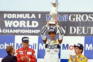 Forma-1 BRÉKING 35 éve, hogy először F1-es bajnok lett a brazil legenda
