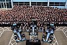 Інтерв'ю: Чому в Mercedes не очікували на три титули поспіль