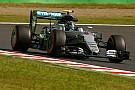 Pneus Mexico - Mercedes joue la sécurité
