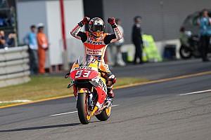 MotoGP Chronique Chronique Mamola - Márquez pourrait dominer le MotoGP comme l'a fait Rossi