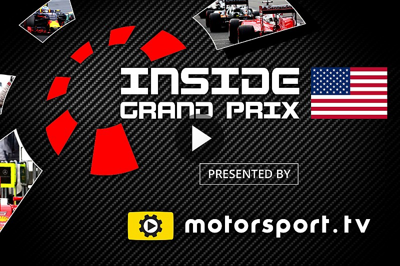 Vorschau: Inside Grand Prix USA 2016