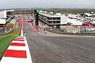 La meteorología para el GP de Estados Unidos de F1