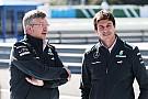 Brawn: Pergi dari Mercedes karena tidak percaya Wolff dan Lauda
