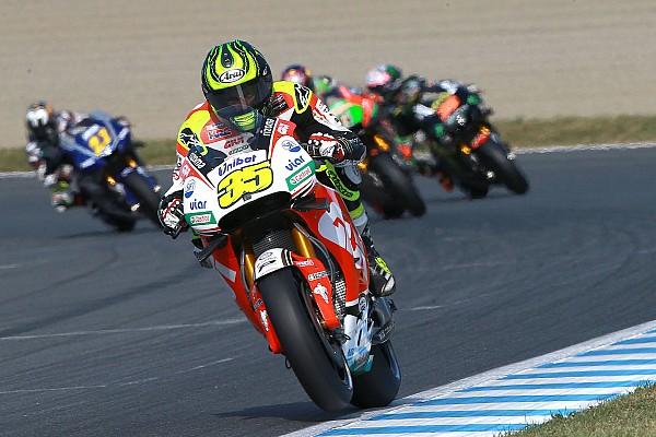 MotoGP Crutchlow, le meilleur après Márquez sur les trois derniers mois