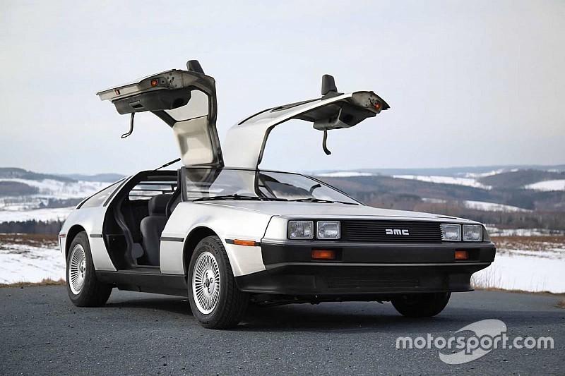 Відновлено виробництво славнозвісної DeLorean DMC-12!