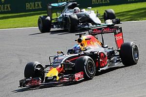 Formel 1 Analyse Analyse: Was Red Bull für 2017 zur Mercedes-Gefahr werden lässt