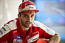 Andrea Iannone keert op Sepang terug bij Ducati