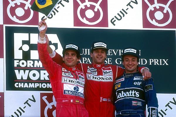 F1 A 25 años del tercer título de Ayrton Senna en la Fórmula 1