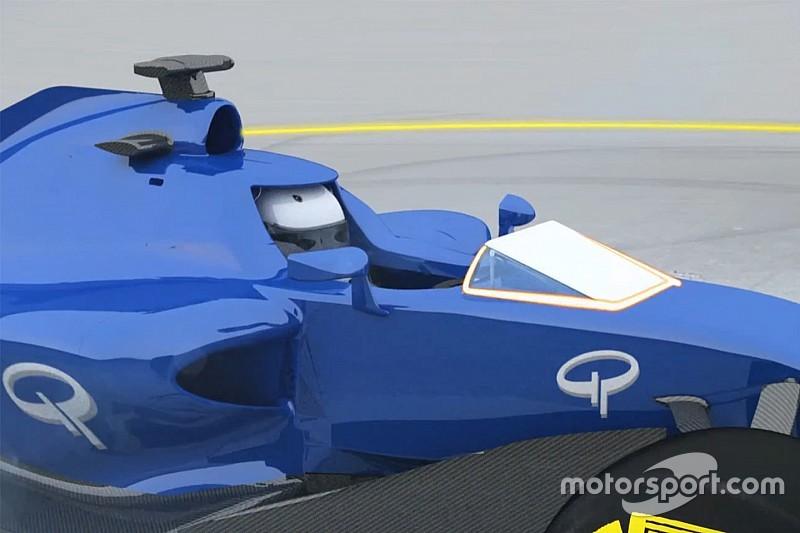 """Vídeo análisis: el sistema de """"parabrisas activo"""" de la F1"""