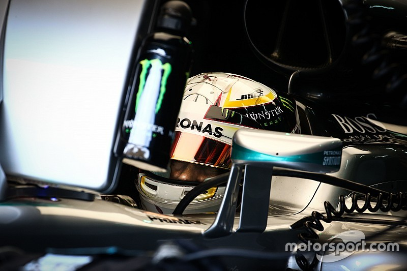 F1アメリカGP FP1:互いにしのぎ合うメルセデス。トップタイムはハミルトン