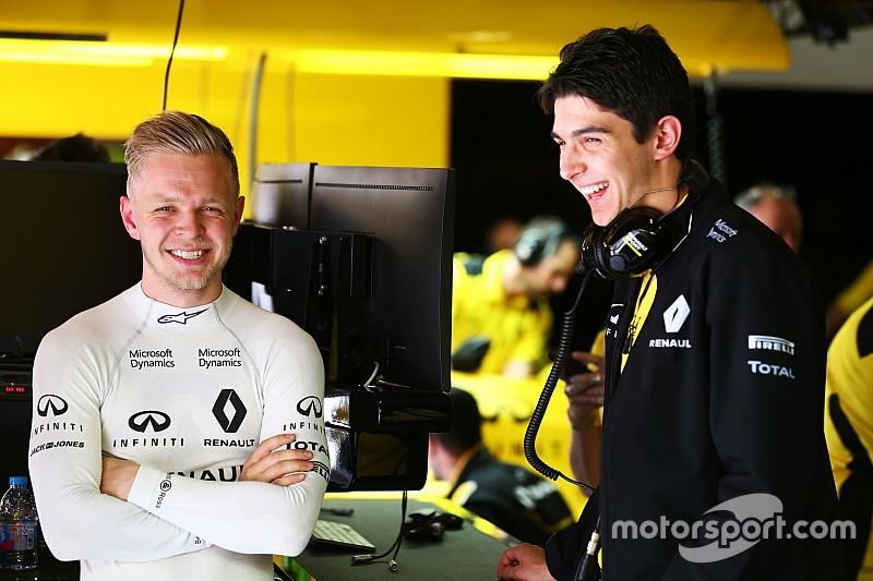 Ocon ou Magnussen aux côtés de Hülkenberg chez Renault?