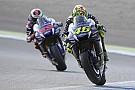 Rossi reprend 10 points à Lorenzo et leur duel se poursuit