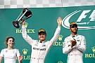 Rosberg kan titel ruiken: