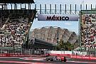 Los horarios del GP de México de F1