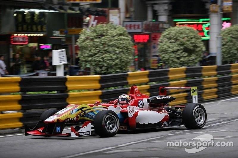 Да Кошта увійшов до складу команди Carlin на Гран Прі Макао