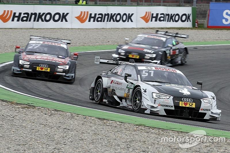 "Audi: ""DTM Engagement bleibt unangetastet"""