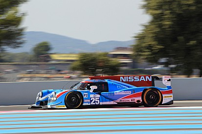 Catsburg debuteert in Asian Le Mans Series
