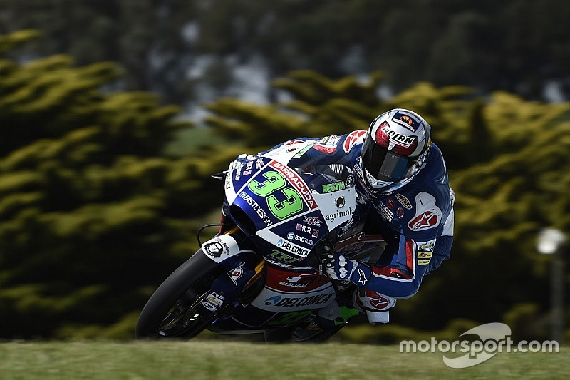 Bastianini mist Moto3-weekend Sepang