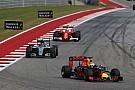 Red Bull considera que la diferencia con Mercedes es por el motor