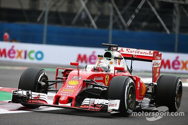 """Vettel: """"el agarre es muy bajo"""""""