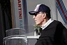 Frank Williams se recupera de una pulmonía