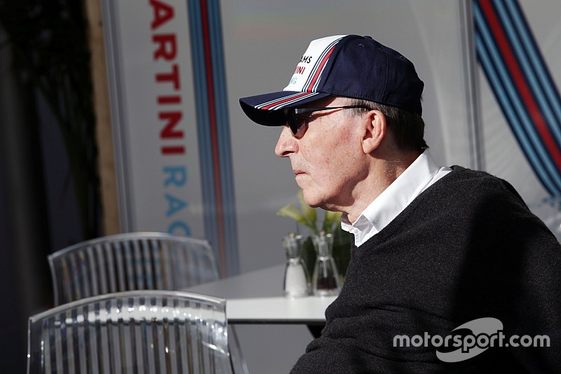 Frank Williams se recupera de una pulmonía