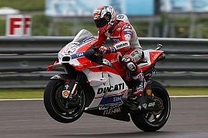MotoGP Qualifyingbericht MotoGP Sepang: Dovizioso erkämpft sich die Pole