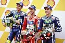 Dovizioso pakt de pole voor GP Maleisië in natte kwalificatie