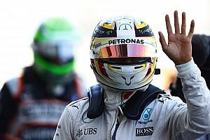 Формула 1 Комментарий Хэмилтон назвал финал квалификации