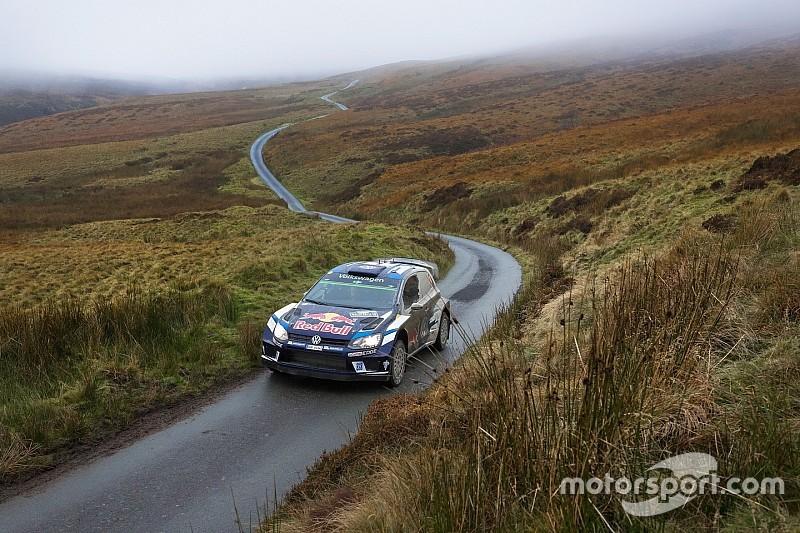 WRC英国站:奥吉尔守住优势夺冠