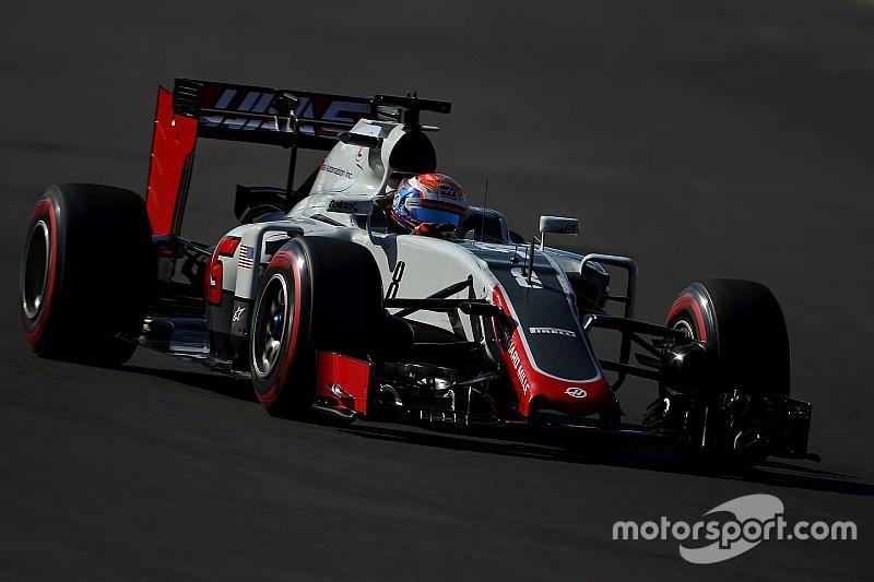 Grosjean akan memulai balapan GP Meksiko dari pitlane