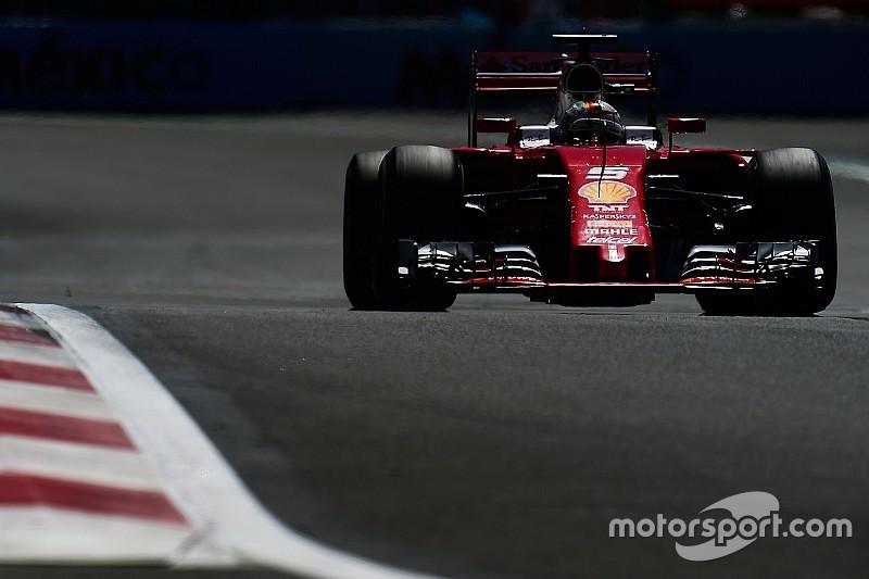 """El enfado de Vettel completo: """"Voy a pegar a alguien..."""""""