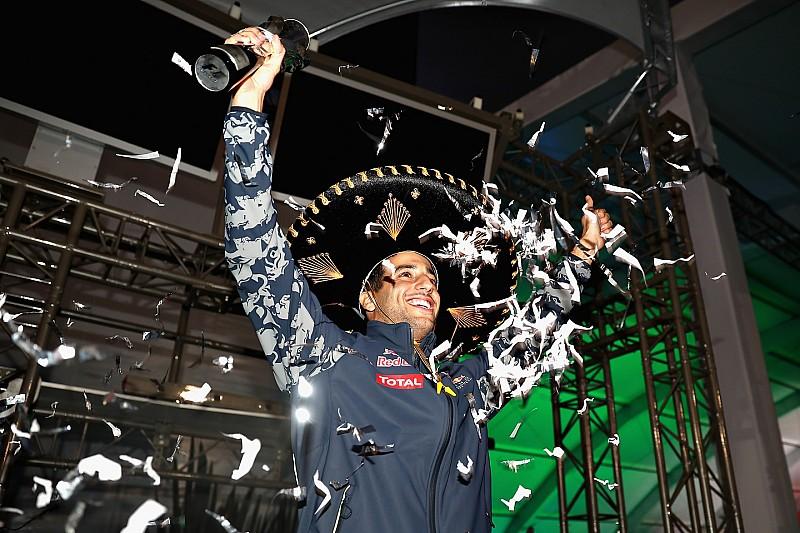 """Ricciardo: """"Hubiera sido bueno subir al podio y disfrutarlo"""""""
