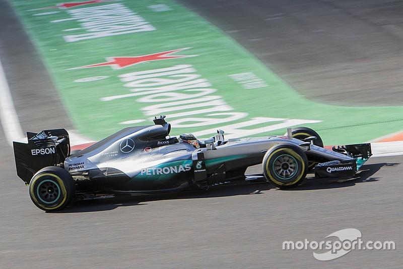 Warum wurde Lewis Hamilton beim Großen Preis von Mexiko nicht bestraft?