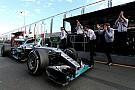 Mercedes supera su propio récord de victorias en una misma temporada