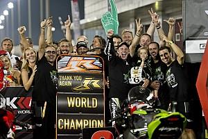 Superbike-WM News Jonathan Rea: Zweiter Titel fühlt sich echt an