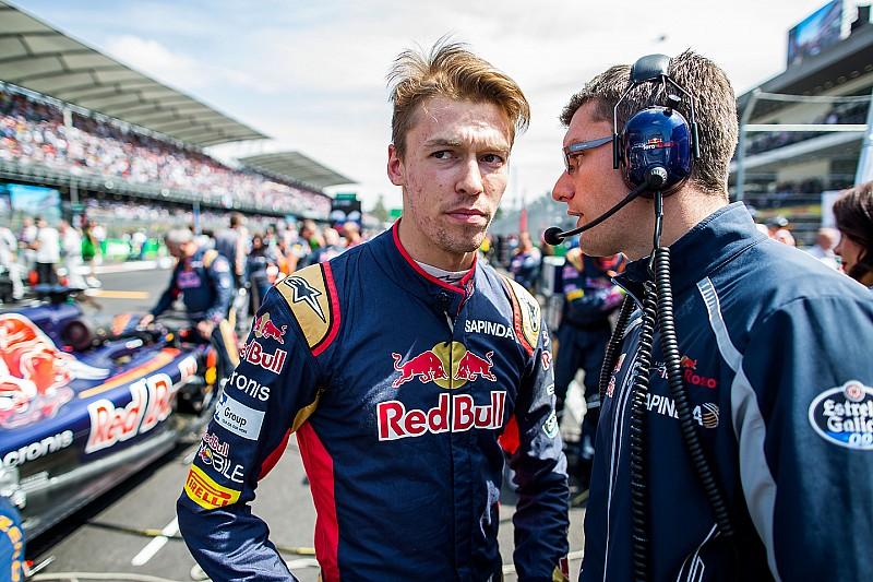 """Daniil Kvyat: """"In der Formel 1 gibt es keine Freunde"""""""