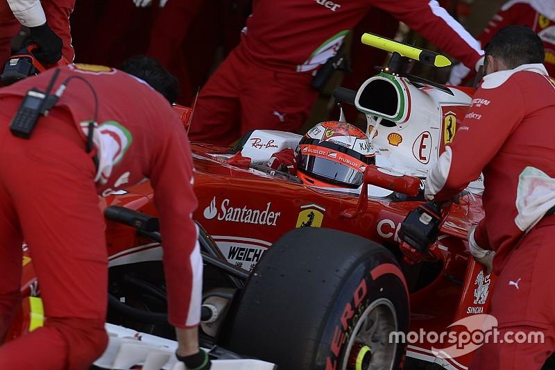 Räikkönen salue les changements autour de son équipe