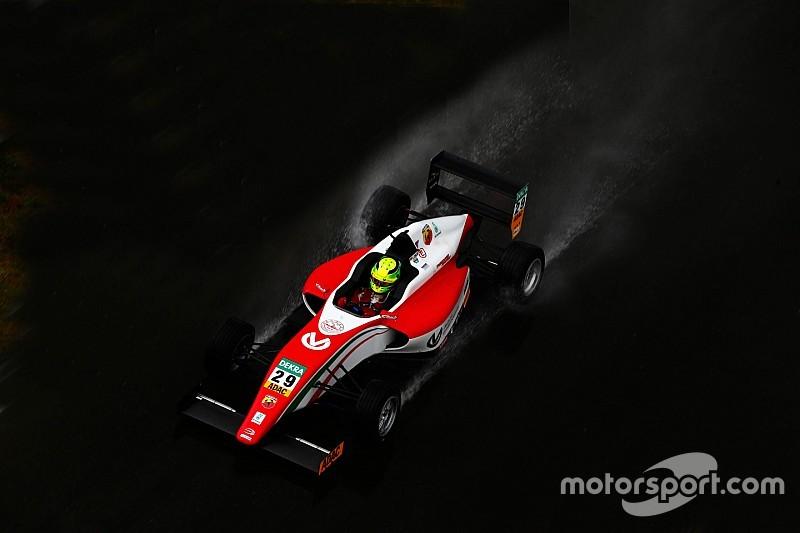 Mick Schumacher begint aan F3-voorbereidingen