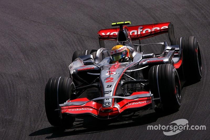 Hamilton - La défaite de 2007 montre qu'il ne faut pas abandonner