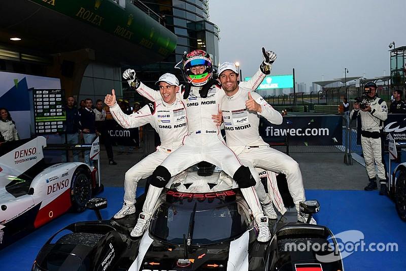 """Porsche bejubelt WM-Titelgewinn: """"Wir haben verdient gewonnen"""""""