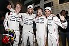Веббер вітає демонстрацію сили Porsche