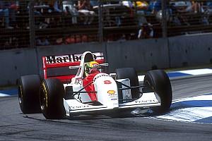 Formel 1 Feature Vor 23 Jahren: Der letzte Sieg im Leben von Ayrton Senna