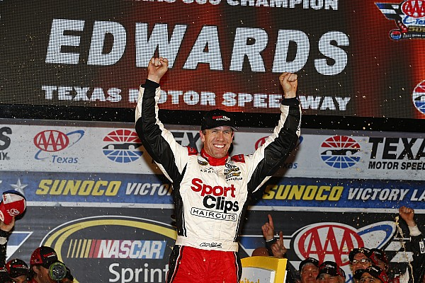 Carl Edwards s'invite dans le Chase de la Sprint Cup