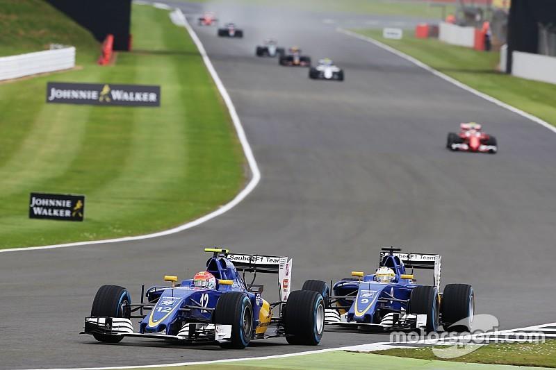 """Sauber: """"Toekomst niet afhankelijk van aanblijven Nasr en Ericsson"""""""