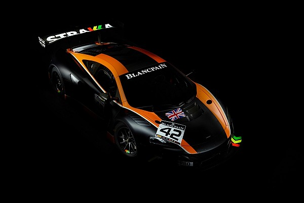 Blancpain Endurance Nieuws Strakka met McLaren naar Blancpain GT Series