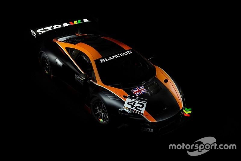 Strakka met McLaren naar Blancpain GT Series